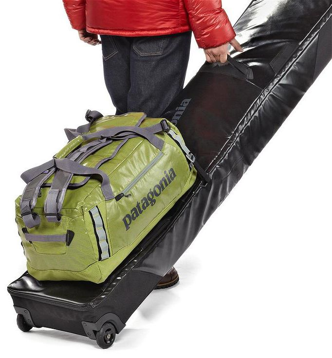 Paul Forward Reviews The Patagonia Black Hole Snow Roller 190cm Blister Gear Review