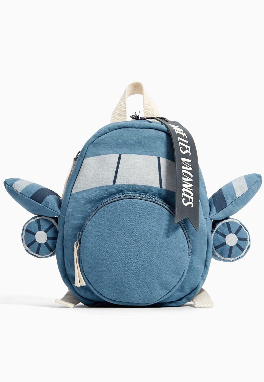 fa551dfcda ZARA Airplane Backpack