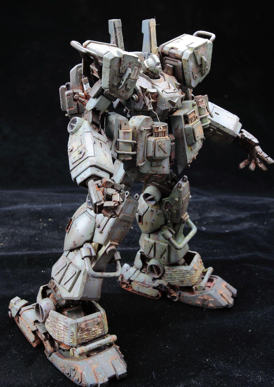 GM Gundam Mass Production Project