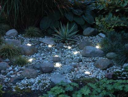 Éclairer son jardin : 12 idées nomades | Jardins, Lumières ...