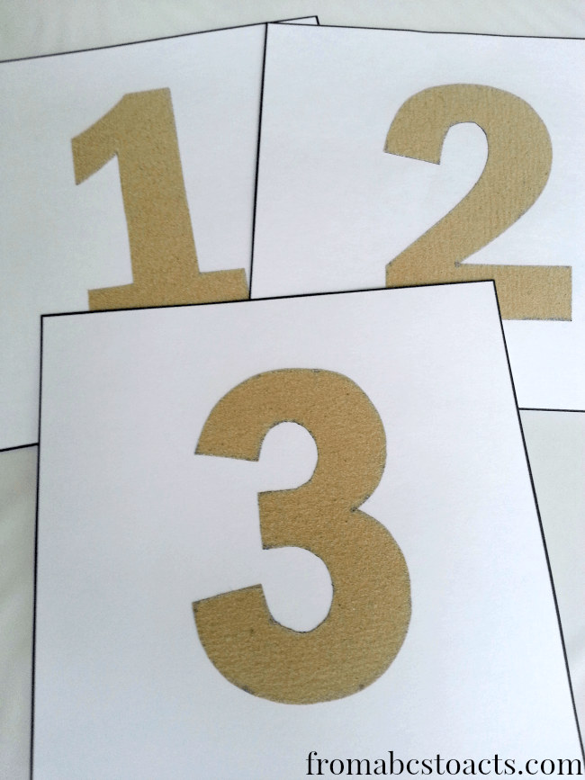 Number 01 Numbers Letters And Numbers Math Numbers