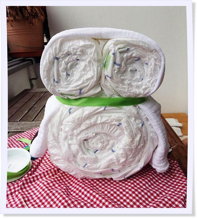 windeleule basteln rugeli windeleule baby geschenke. Black Bedroom Furniture Sets. Home Design Ideas