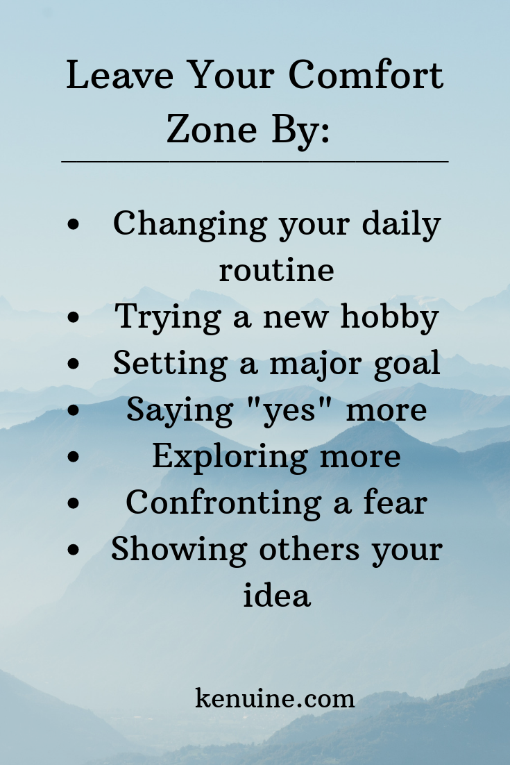 7 Helpful Ways To Leave Your Comfort Zone Comfort Zone Quotes Motivation Comfort Zone Quotes Comfort Zone Challenge