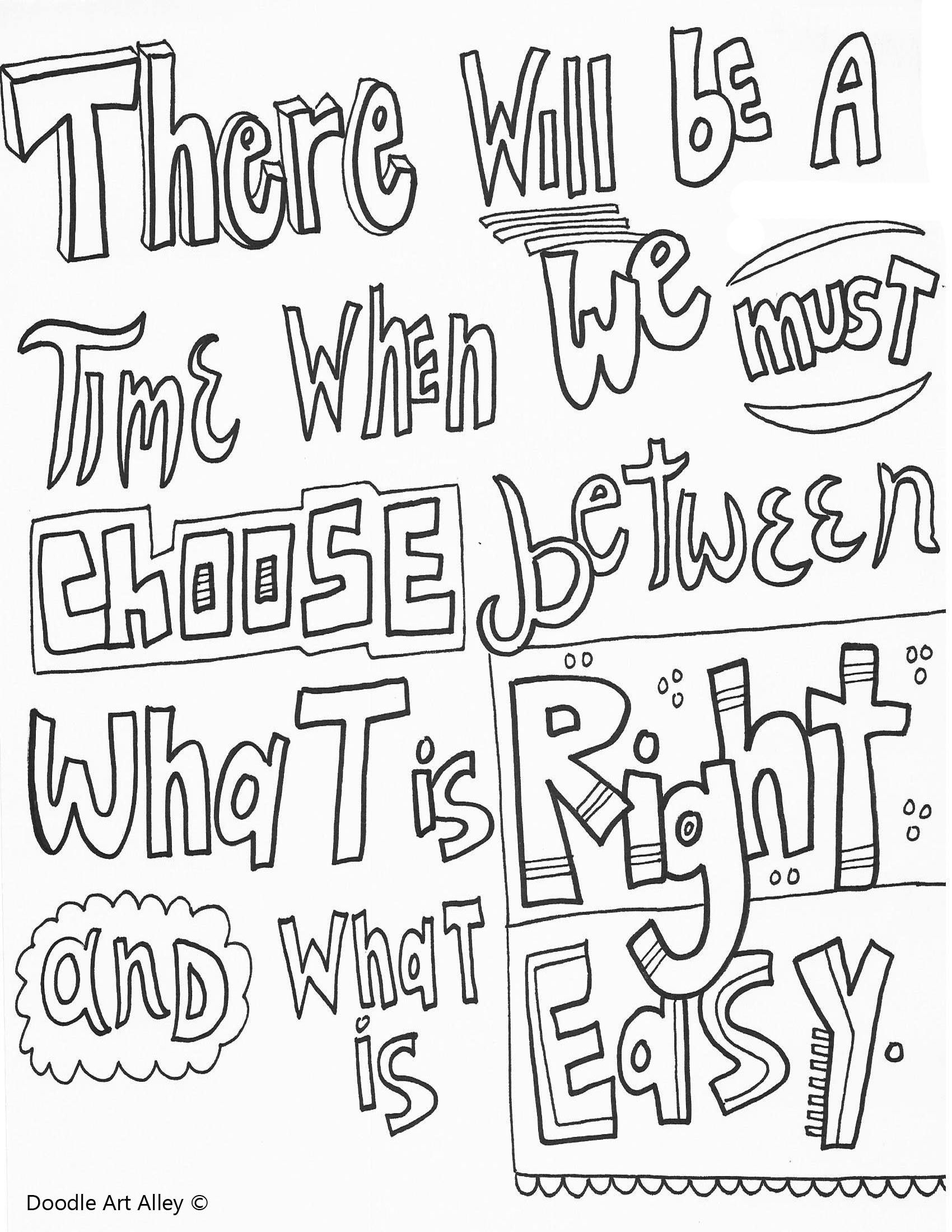 Jk Rowling Via Harry Potter Quote Coloring Pages Harry Potter