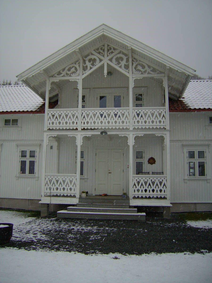 Dreamiest Scandinavian House Design Exterior Ideas 6: Sveitserstil Og Sveitserhus - Stiltre