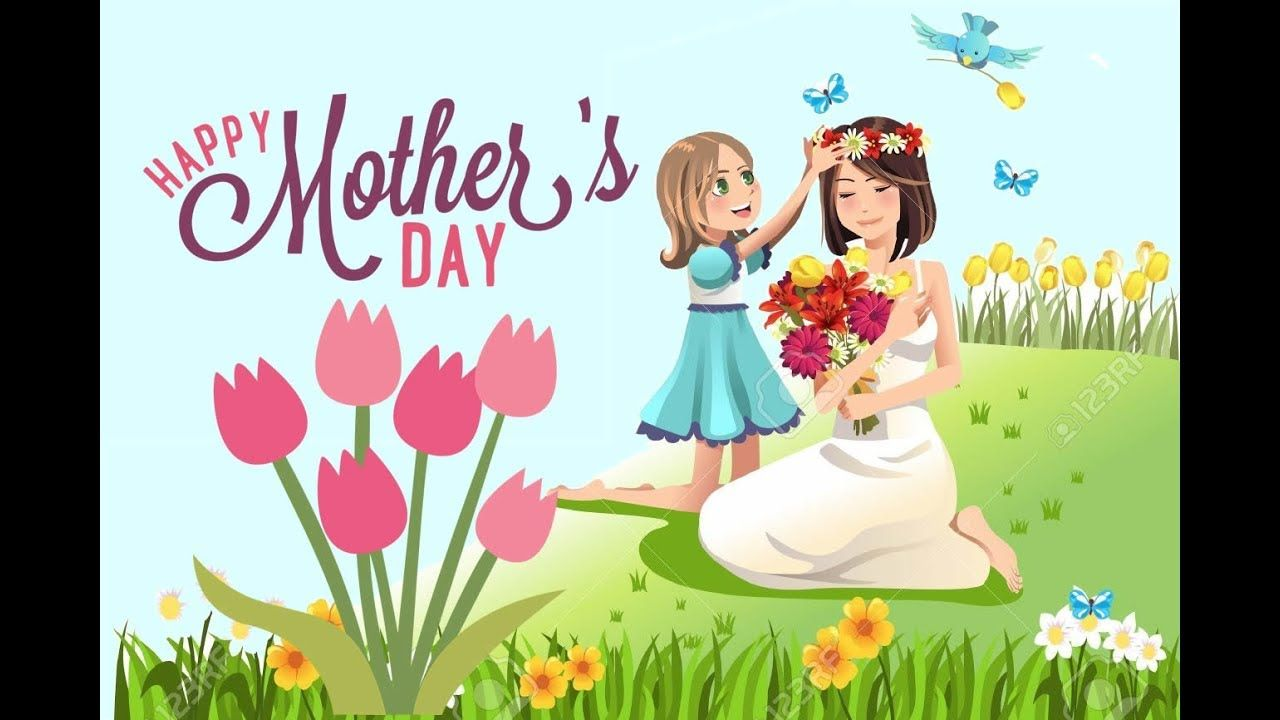 Adorable Video For Mother Happy Mother 39 S Day A Special Tribute Video Gre Happy Mothers Day Clipart Happy Mother S Day Card Happy Mother S Day Greetings