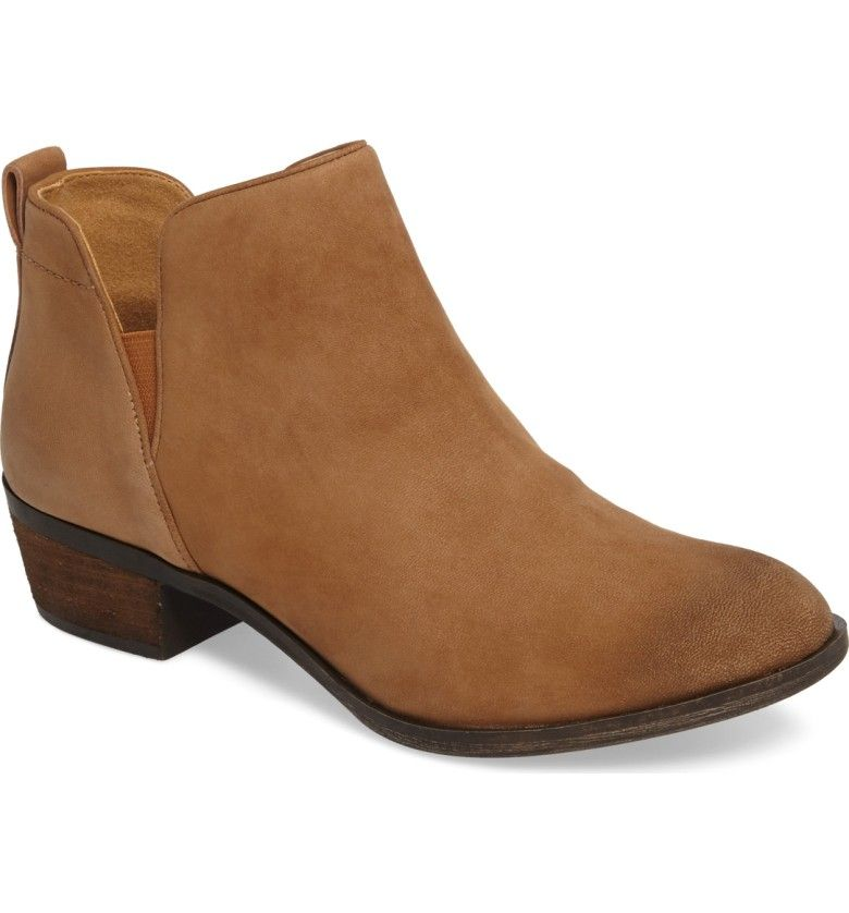 Women's MAGBY light brown chelsea boots
