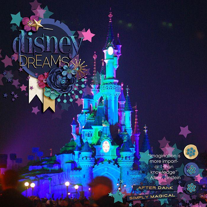 Disney Dreams - Sweet Shoppe Gallery