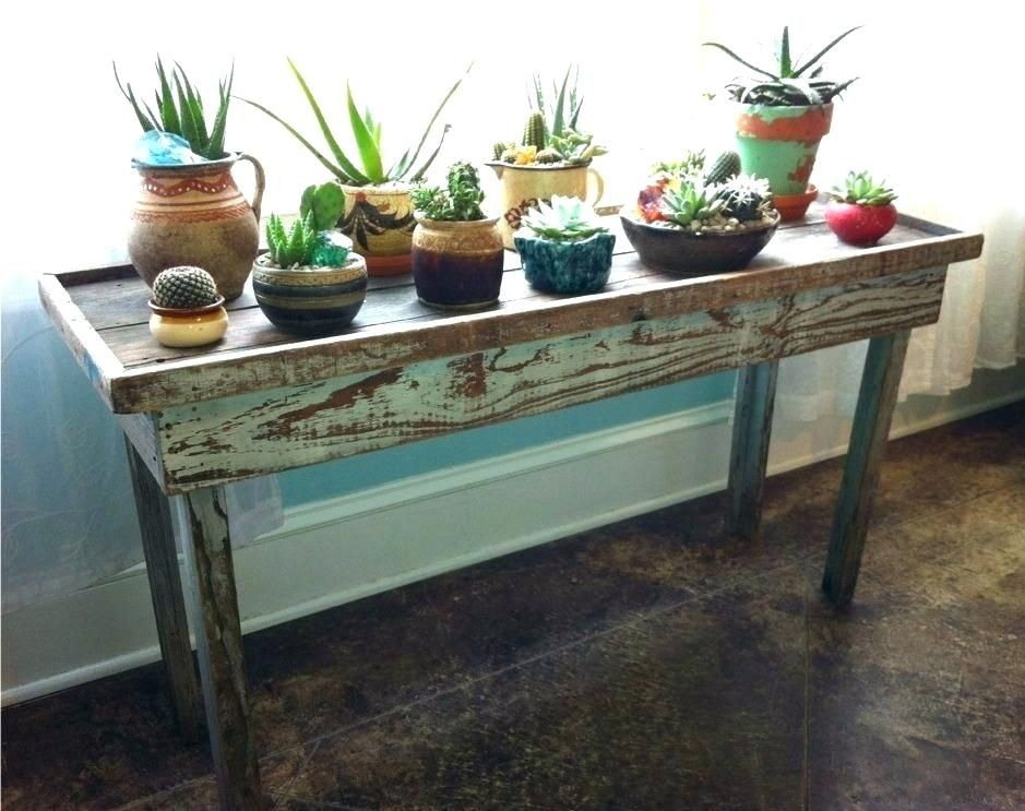 Image Result For Window Sill Table Plant Table Rustic Plant Stand Plant Stand Indoor