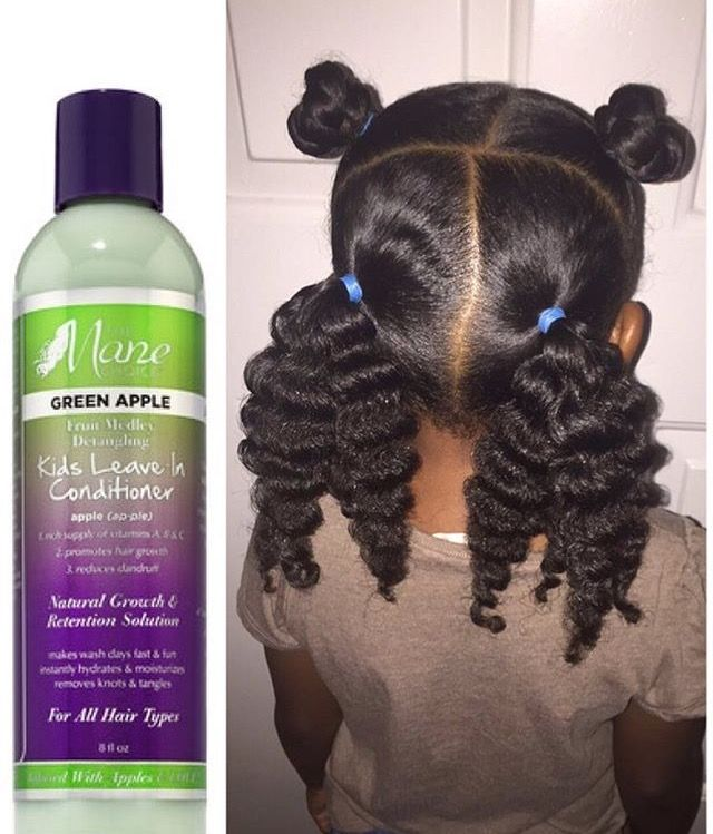 Leyla Hair Leave In Conditioner Natural Hair Styles Hair