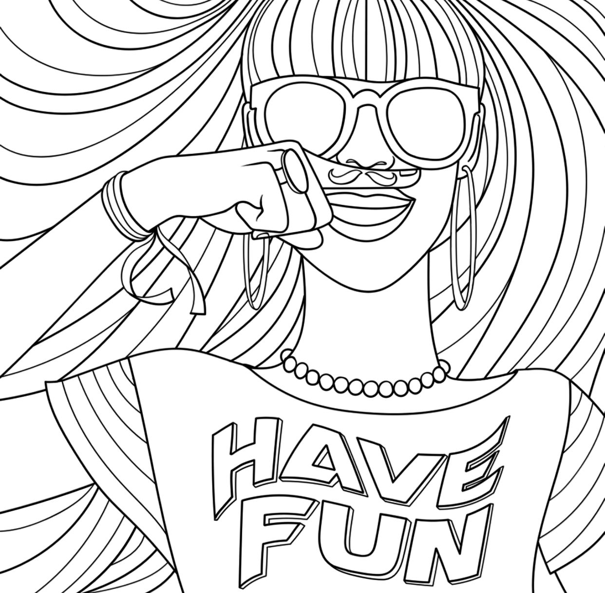 43+ Random coloring pages printable ideas in 2021