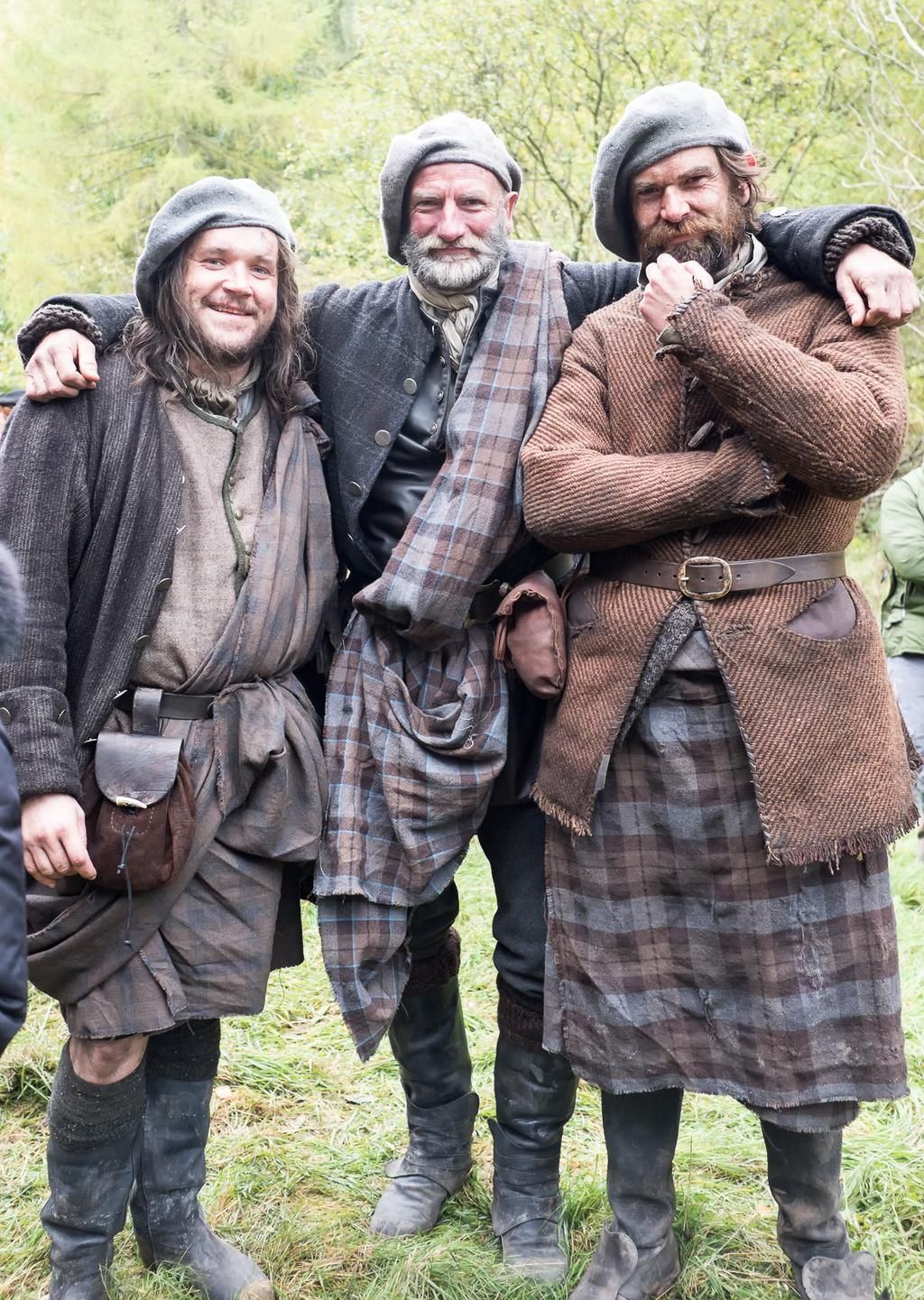 Matthew B Roberts on in 2020 Outlander tv, Outlander