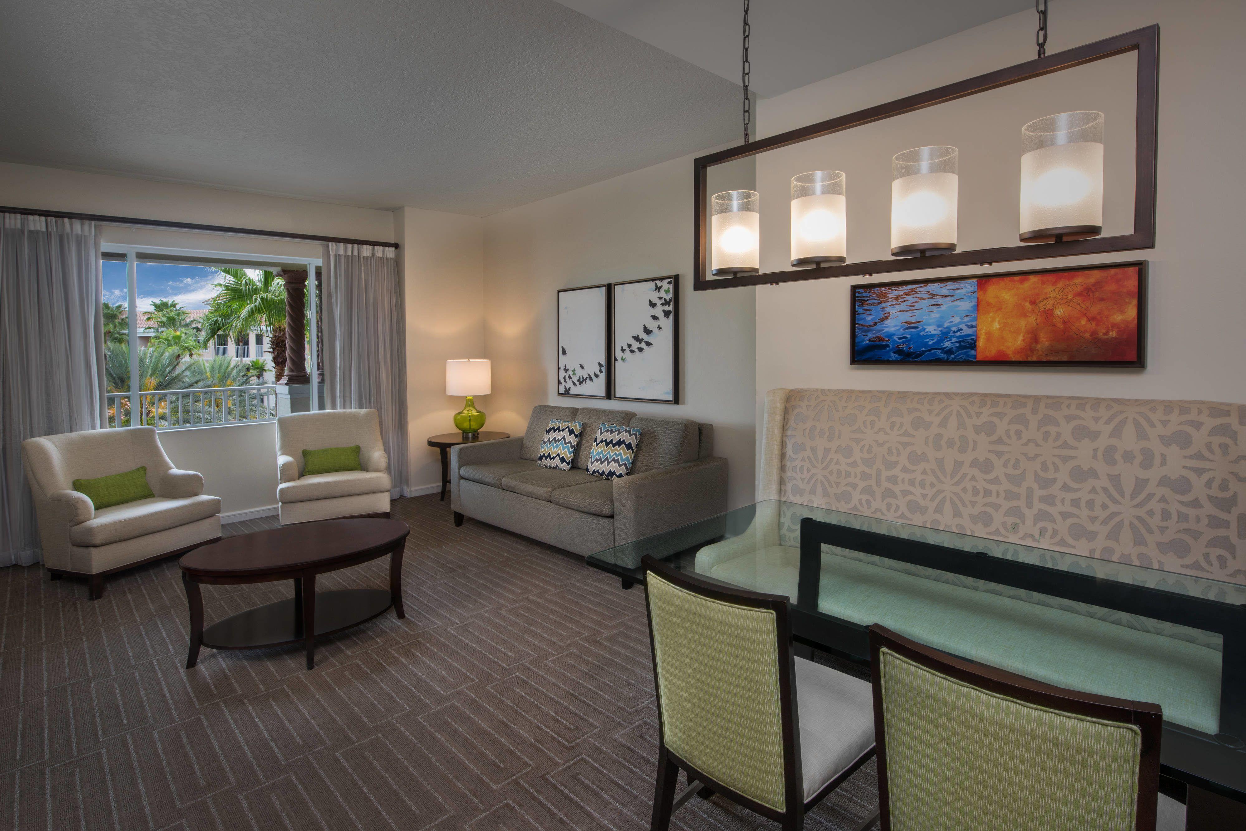 Marriott S Grande Vista Villa Living Area Beautiful Happy Traveling Bedroom Suite Orlando Villa Hotel Suite Luxury