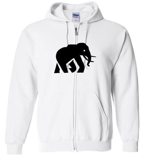 c391df1049b cool Star Wars Logo Darth Vader Unisex zip hoodie