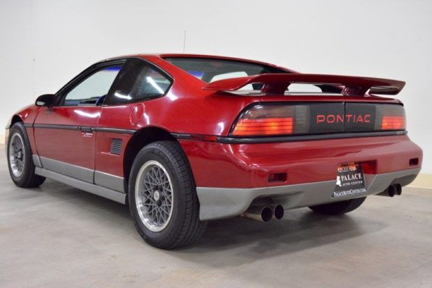 1987 pontiac fiero gt 5 speed vehicles throughout my. Black Bedroom Furniture Sets. Home Design Ideas