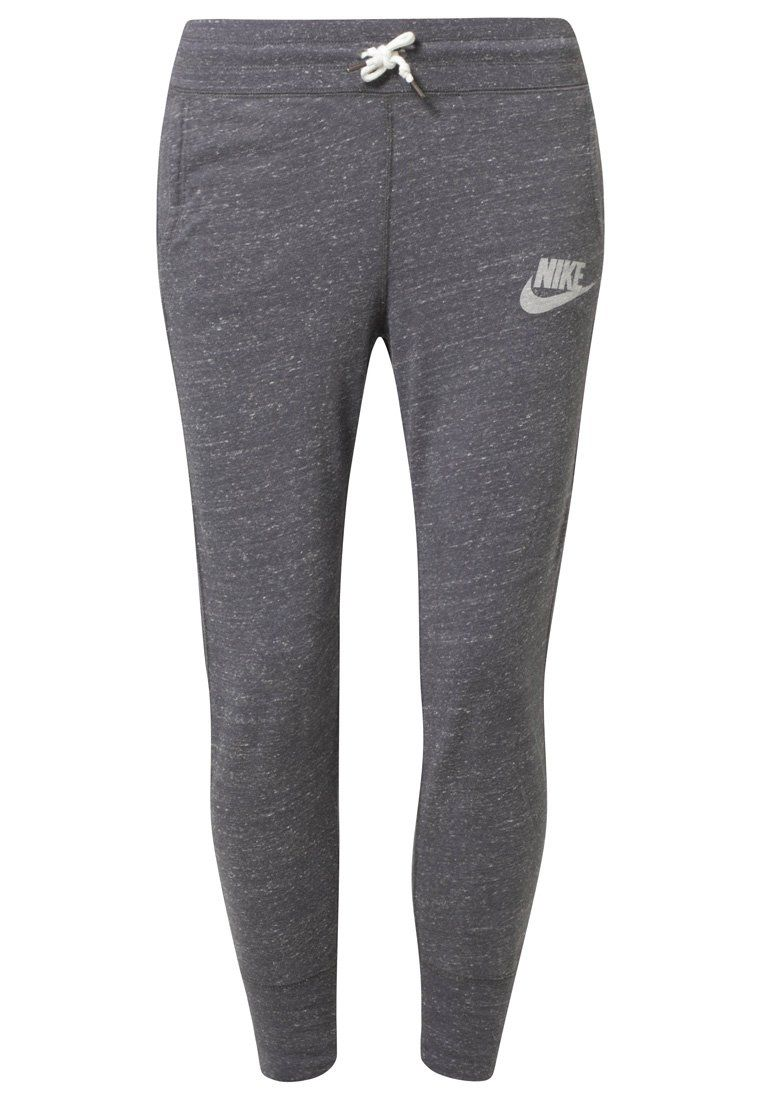 Nike Sportswear - GYM VINTAGE - Treningsbukser - grå