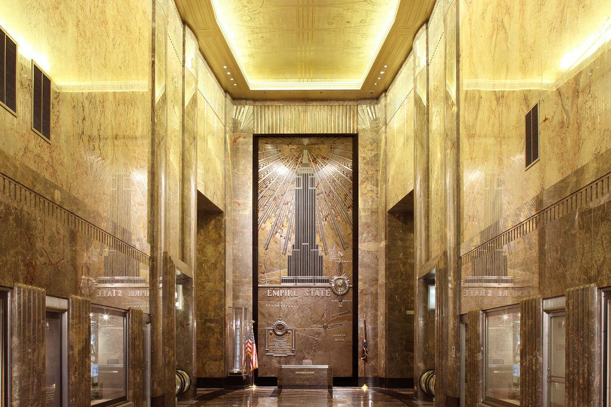 empire state building interior. image result for empire state building art deco interior m