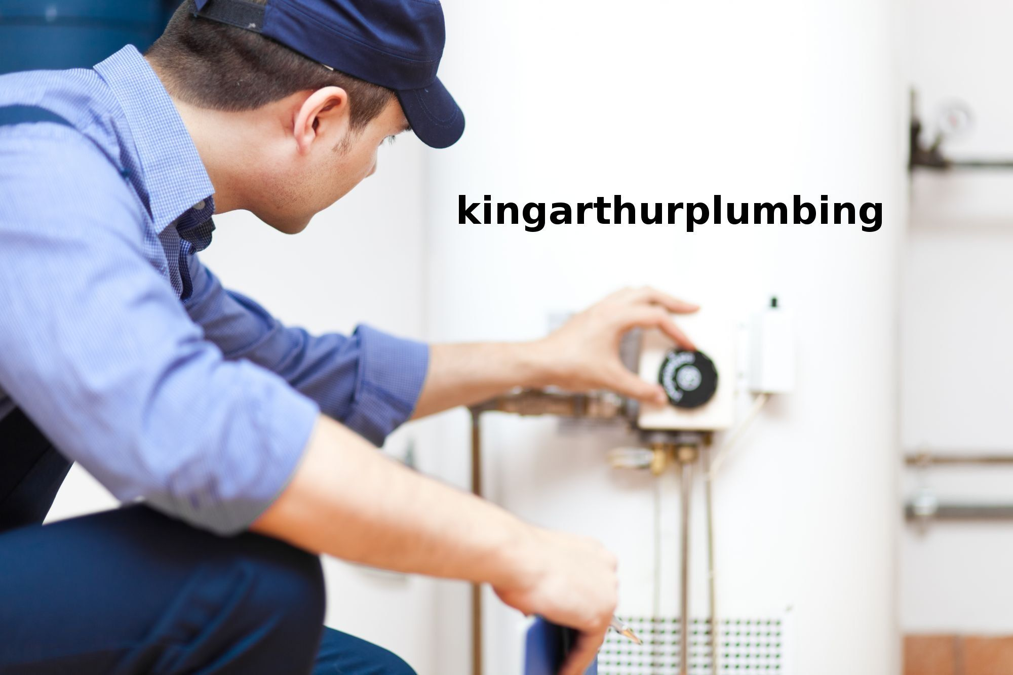 King Arthur Plumbing are fully licensed and qualified to