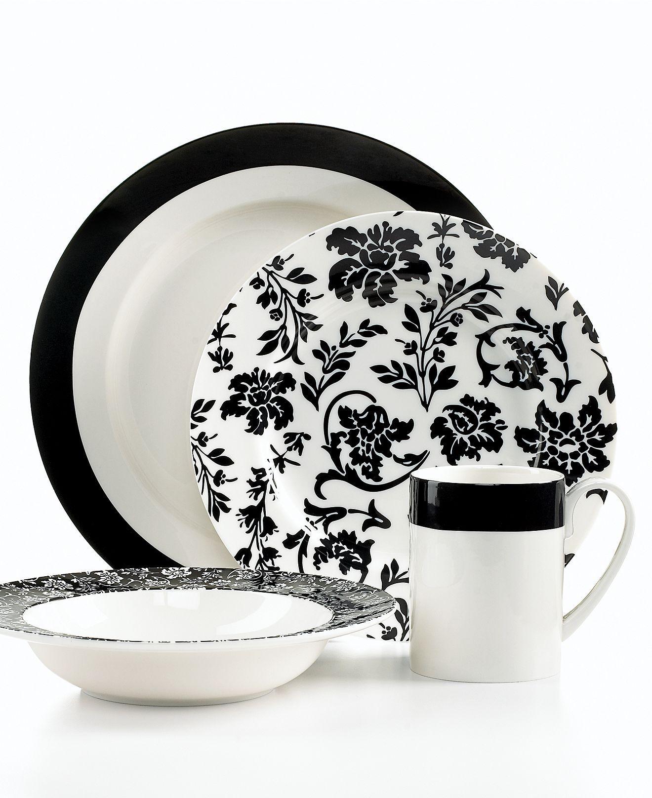 Martha Stewart Collection Dinnerware Geneva Collection Casual