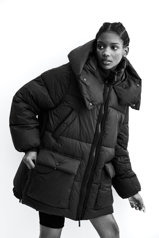 e29a2ccb5 Sorona ® dupont™ puffer coat | My style | Puffer jackets, Jackets ...