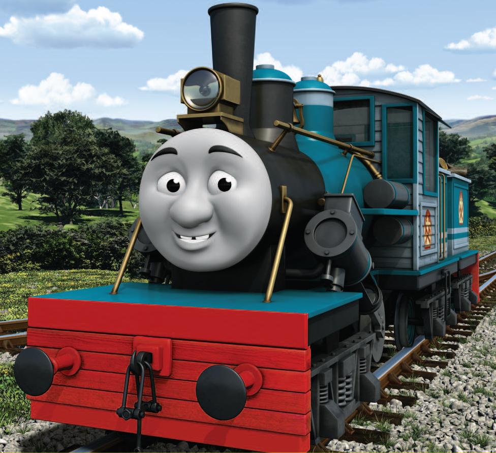 Томас и его друзья картинки смотреть