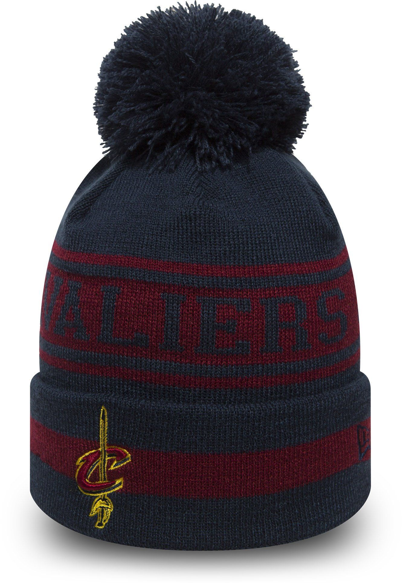 6d72441ebfd Cleveland Cavaliers New Era NBA Team Jake Bobble Hat – lovemycap
