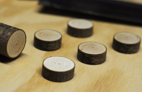how to make wooden magnets