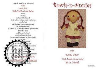 Moldes e ideias que amo: bonecas