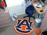 Auburn University Sport Mascot Shaped Nylon NCAA Area Rugs. $29.99 Only.