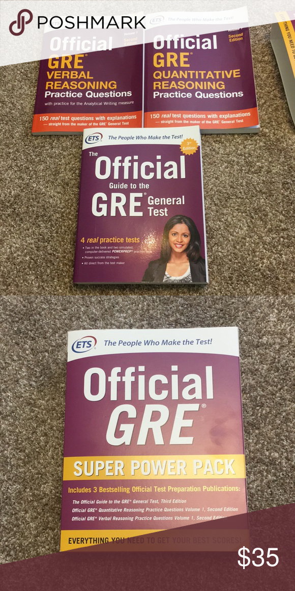 General test book gre