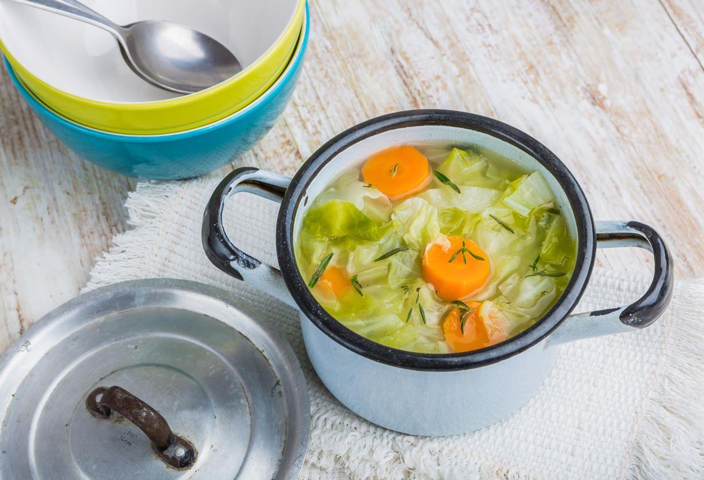 Detox : une recette de soupe pour nettoyer son foie en