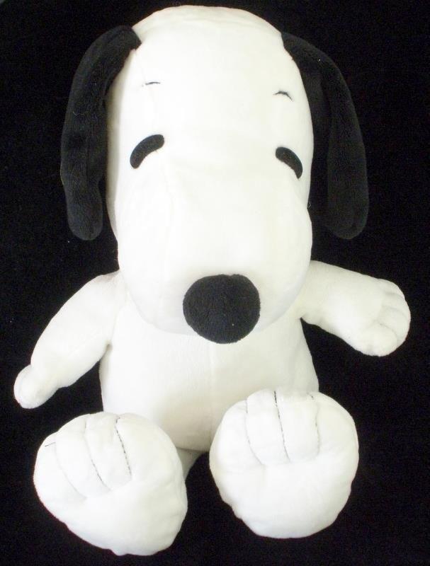 Kohls Cares Kids Large Peanuts Snoopy Plush Doll 15 Tall Kohls