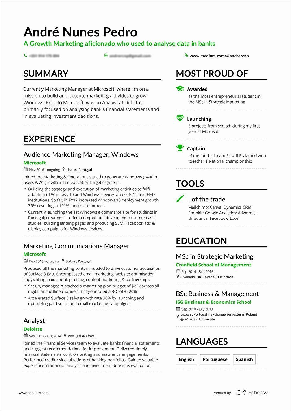 Google Product Manager Resume New What Did Microsoft S