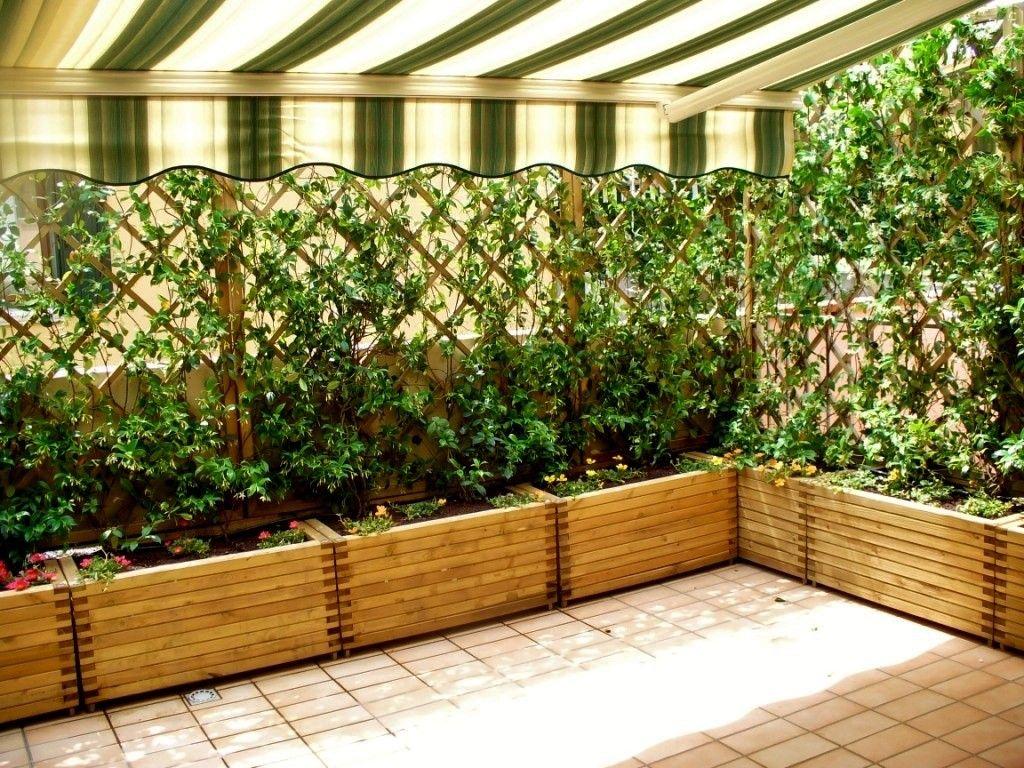 grigliati legno terrazzo Cerca con Google Terrazza