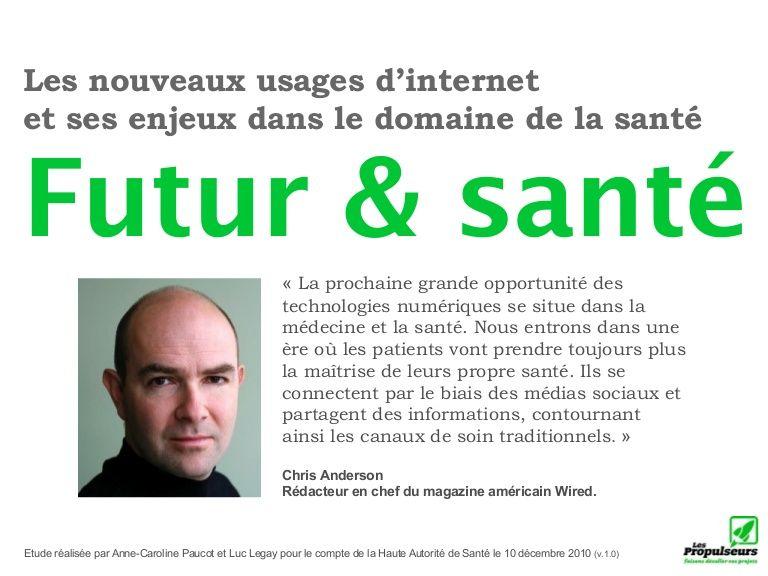 futur-et-sant by Les Propulseurs via Slideshare