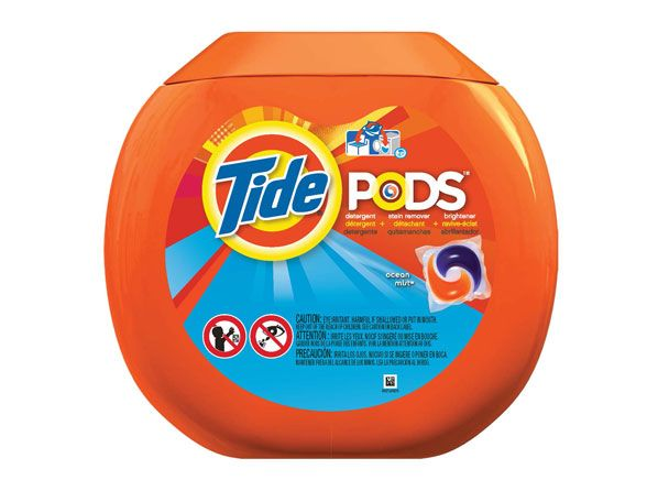 The Problem With Laundry Detergent Pods Tide Pods Laundry