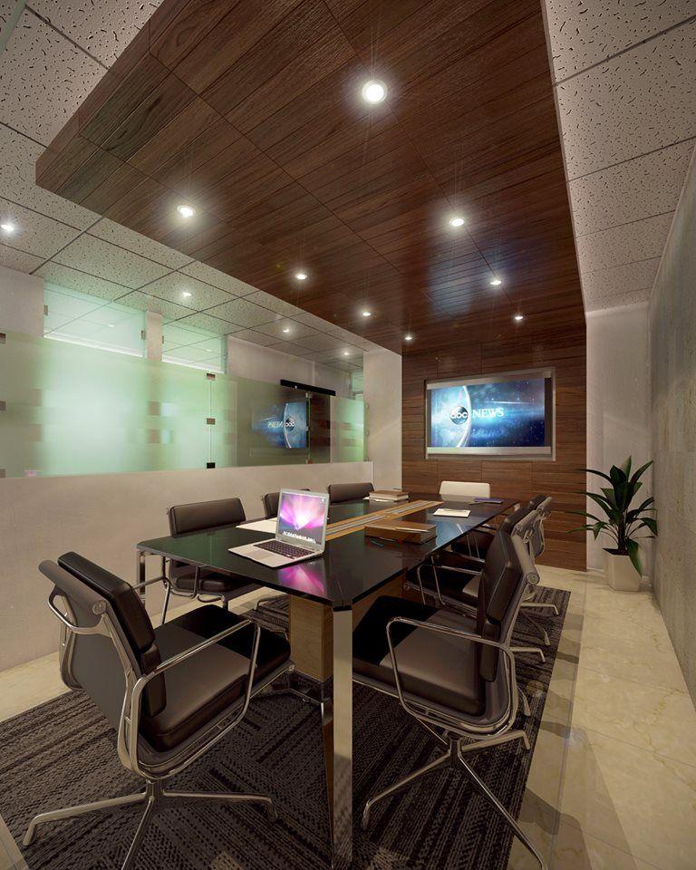 Sala de juntas interiores sala de conferencias for Diseno de interiores para oficinas pequenas