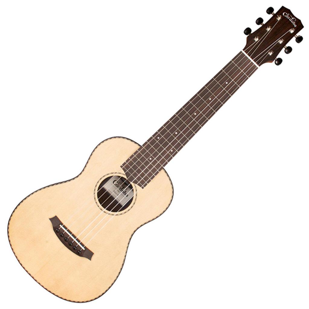 Cordoba Mini R Nylon String Acoustic Travel Guitar (New Arrival)