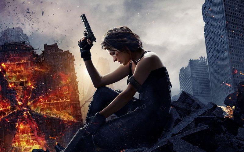 ร ว ว Resident Evil The Final Chapter 2016 อวสานผ ช วะ ร ว วหน ง ด หน ง