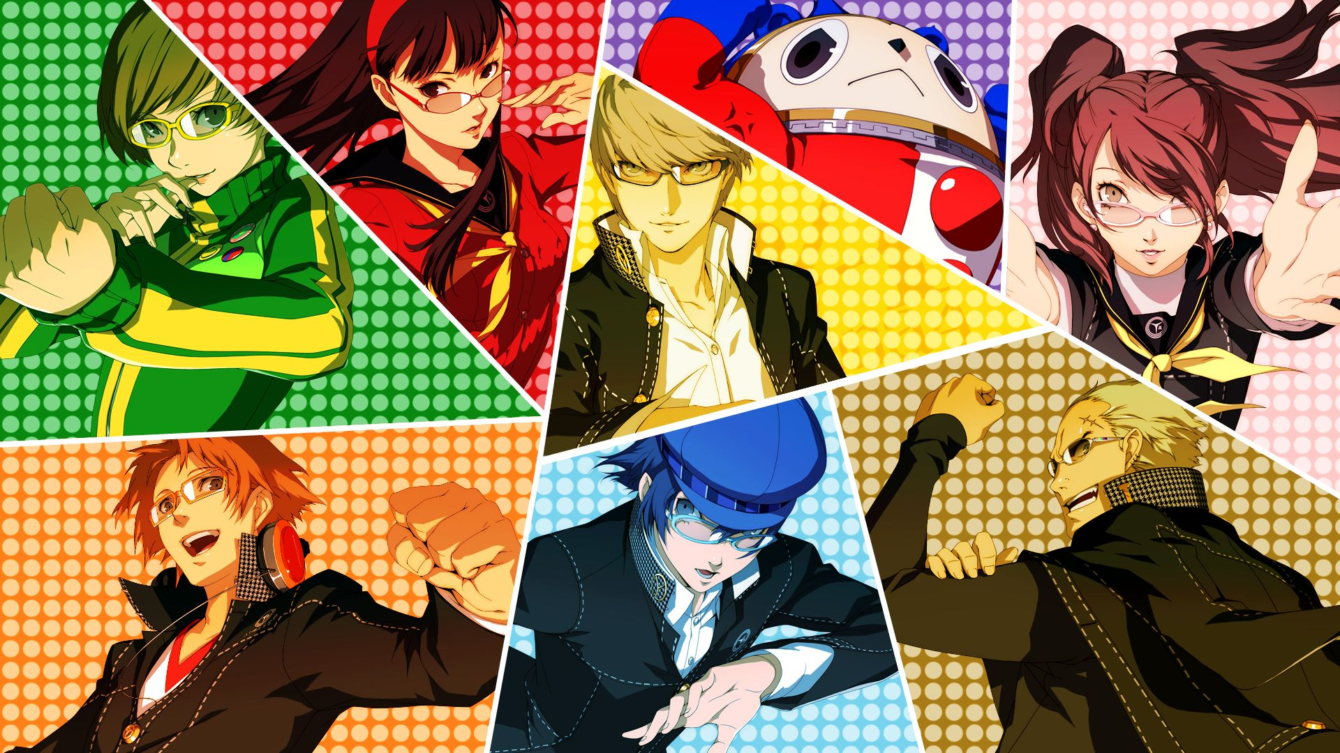 Persona 4 HD Wallpapers Free Download  | Persona squad