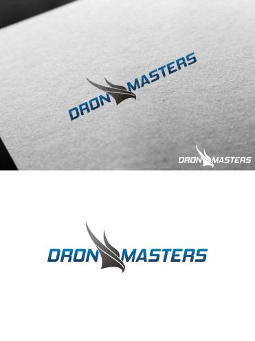 Logo For A Drone Store The Name Is Dron Masters Logo For A Drone Store The Name Is Dron Masters Testimonial Logo Design Contest Contest Design Logo Design