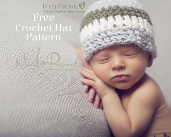 27+ New Crochet Patterns and Other Crochet Awesomeness (Link Love)