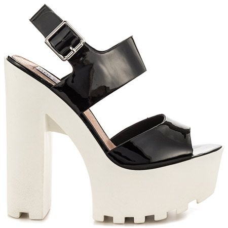 a08ad6a65d9 Get It - Blk Patent by Iggy Azalea by Steve Madden