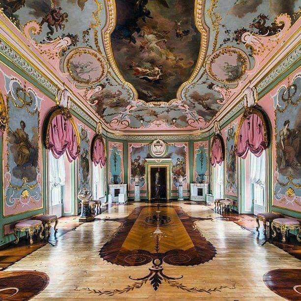 St Petersburg Chinese Palace Baroque Architecture Arquitetura Barroca Arquitetura Antiga