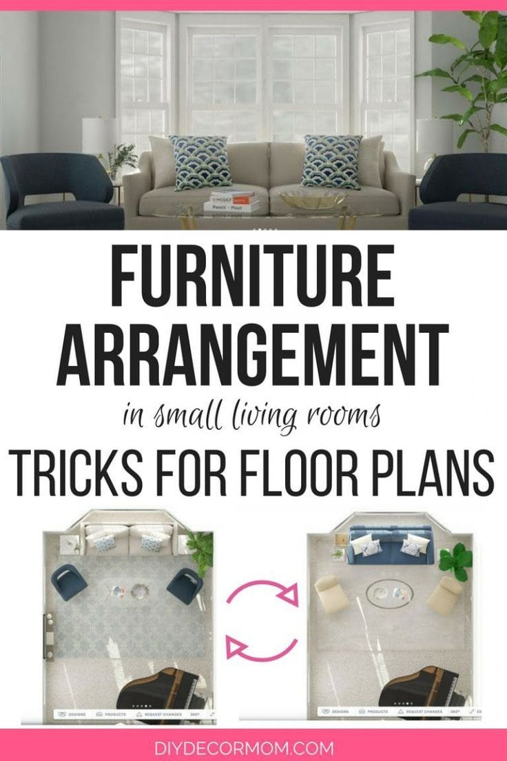 Small Living Room Furniture Arrangement Tips For Efficient Furniture Layout And Floor Plan Living Room Design Layout Livingroom Layout Small Living Room Layout
