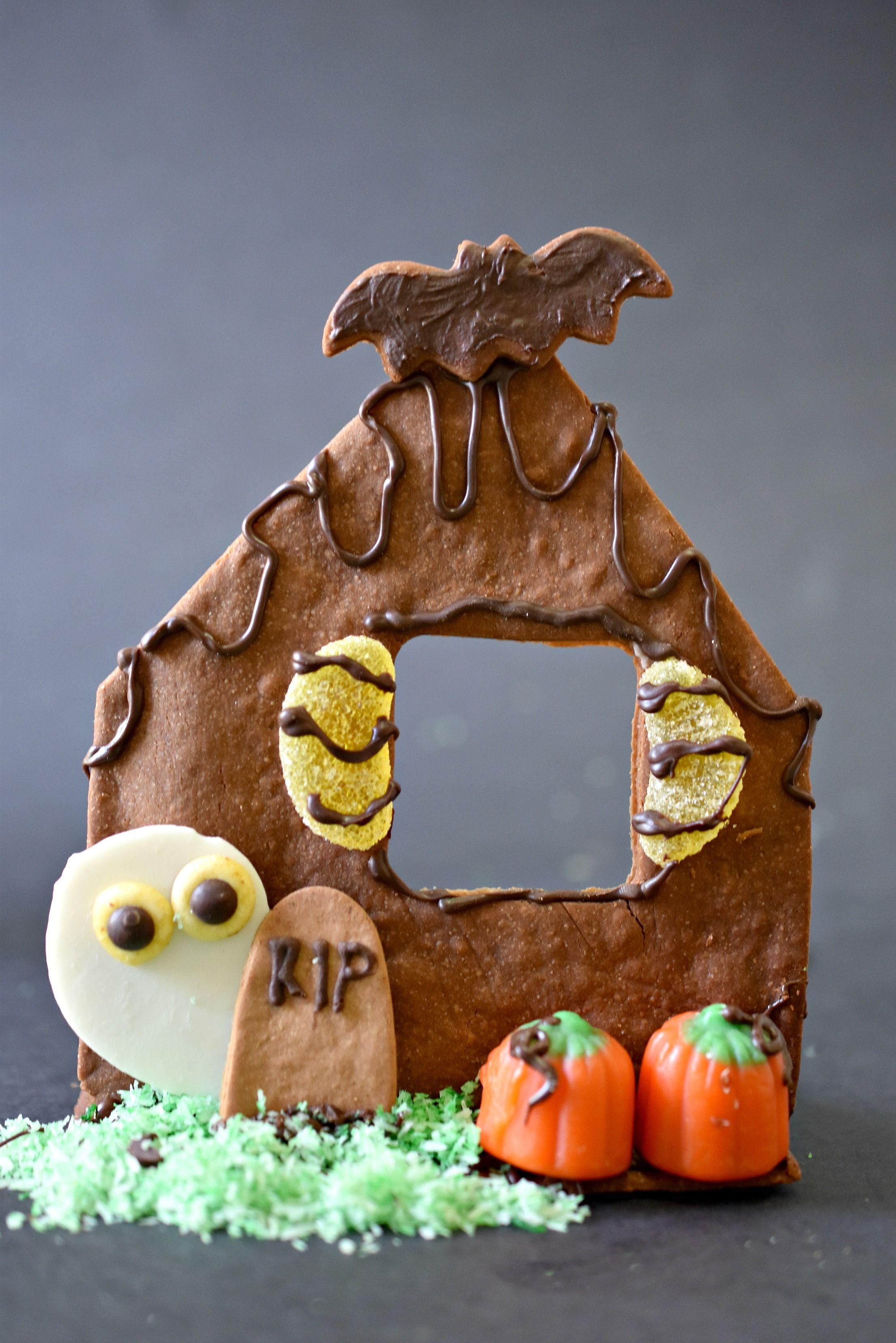 DIY Haunted Houses Recipe Haunted house diy, Diy