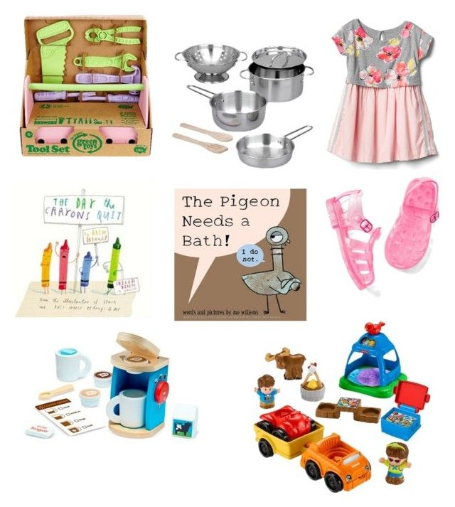 Gift ideas for a two year old