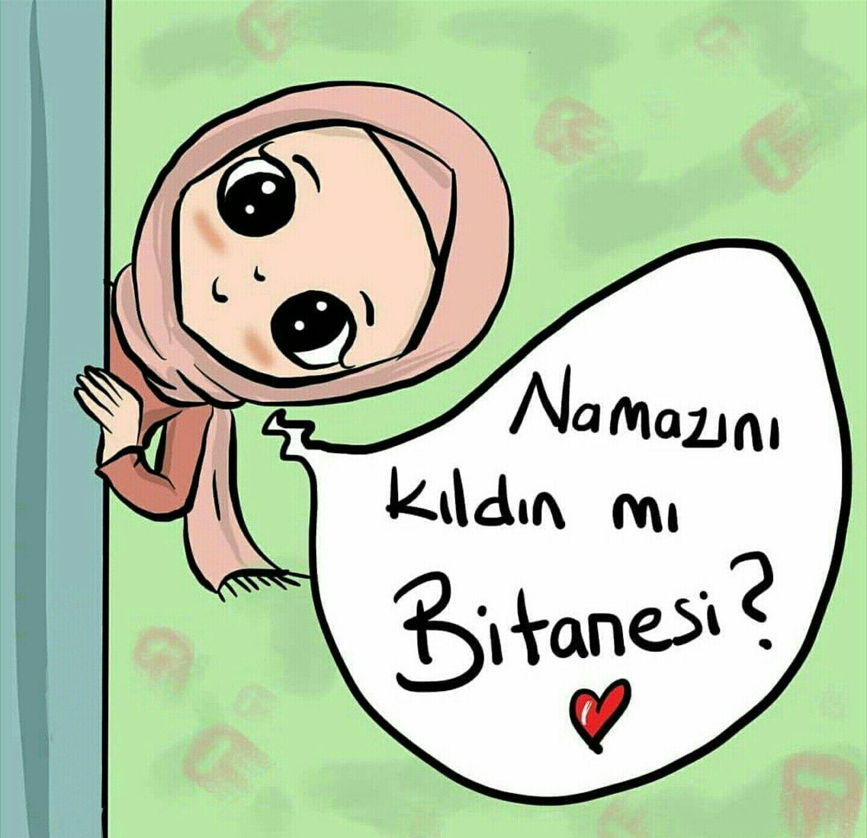 İslamic anime ve tesettür Sevimli karikatür, Çıkartma, Islam