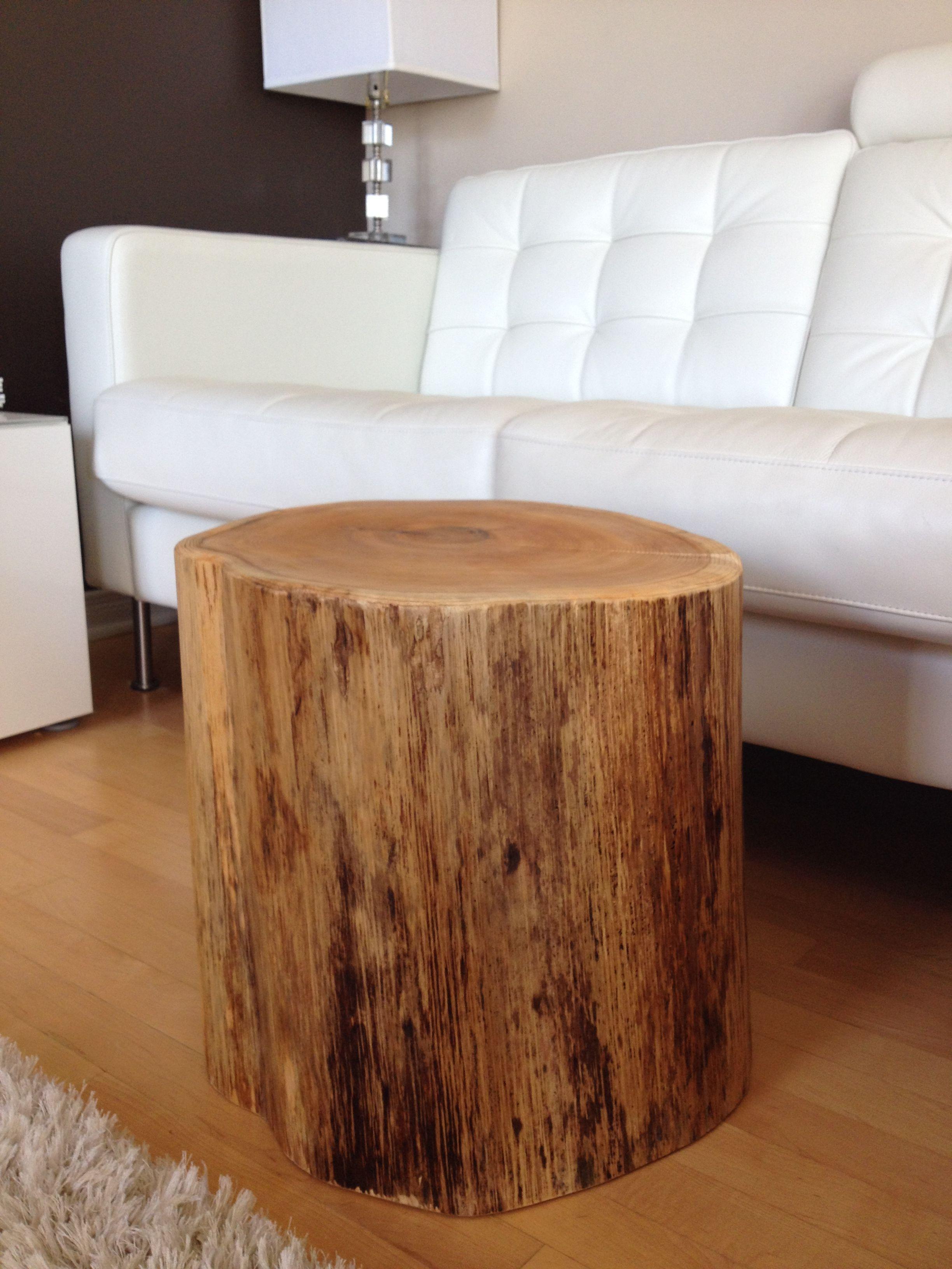 Stump End Table Cedar Www Serenitystumps Com Garden Side Table