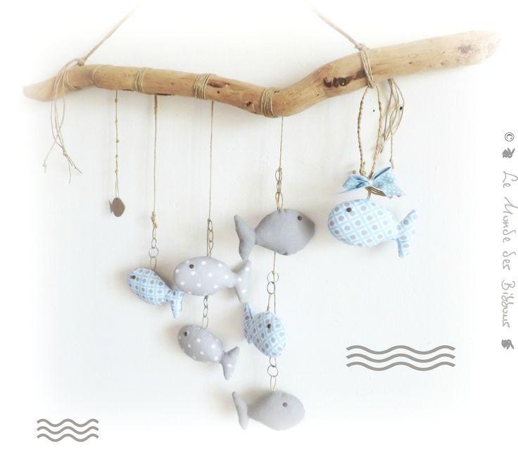 deco chambre bois flotté - Recherche Google | море | Pinterest ...